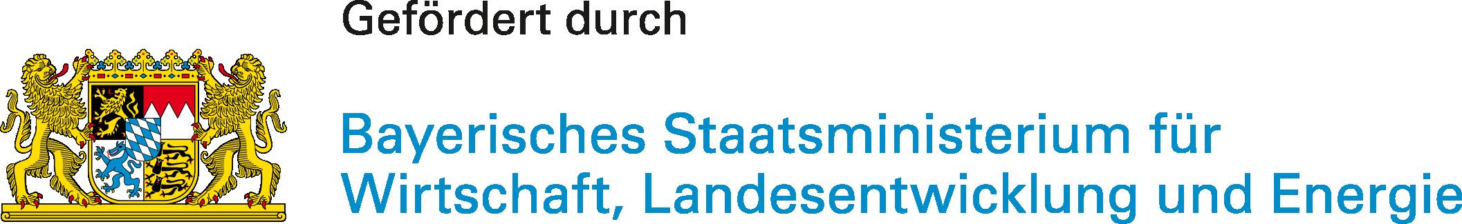 Bayer. Staatsministerium für Wirtschaft, Landesentwicklung und Energie