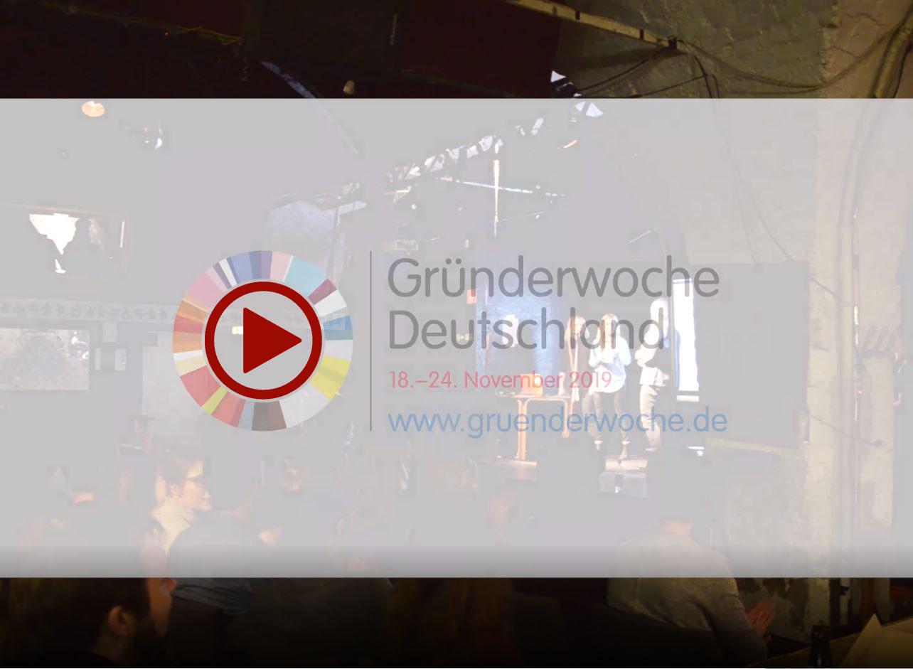 Gründerwoche2019